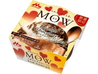 森永MOW双巧克力杯140ml