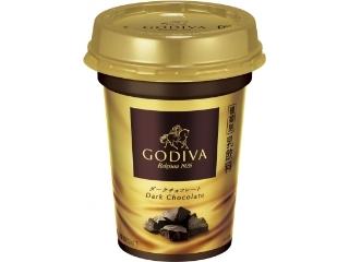 GODIVA黑巧克力杯180ml