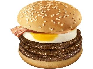 麦当劳的月光汉堡