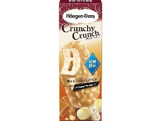 Hagen-Dazs Crunch Crunch盐焦糖澳洲坚果盒80毫升