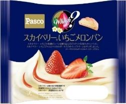 Pasco「スカイベリー いちごメロンパン」ほか:今週の新商品