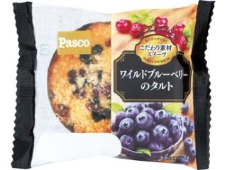 Pasco野生蓝莓馅饼1袋