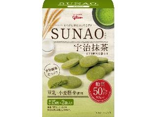 Glico SUNAO宇治抹茶盒31g×2