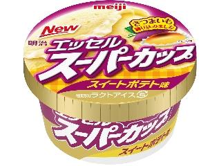 明治Essel超级杯红薯味200ml