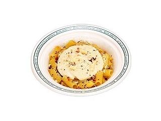 セブン「つぶつぶ明太子のクリームスパゲティ」ほか:新発売のコンビニ麺