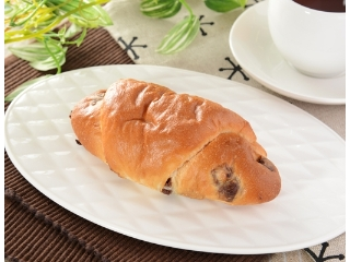 劳森烤巧克力法国面包