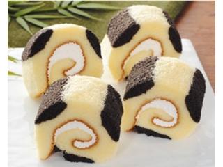 劳森我和我的卷蛋糕熊猫4件