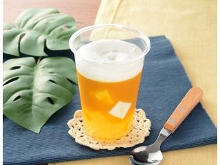 劳森成熟的芒果椰子