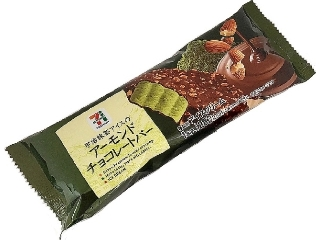 Seven Premium Uji抹茶冰杏仁巧克力棒袋90ml