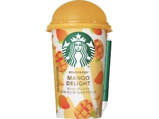 星巴克芒果喜悦芒果牛奶布丁杯180克