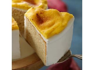 星巴克甜土豆雪纺蛋糕