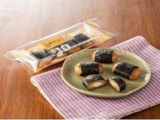使用7-Eleven奶酪isobei有明海海苔紫菜