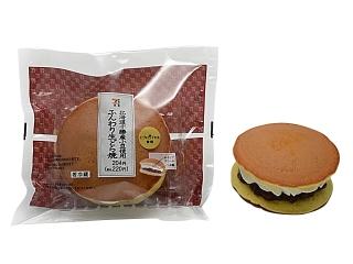 Seven-Eleven Hokkaido Tokachi使用Azuki Fluffy Fresh Dorayaki制作