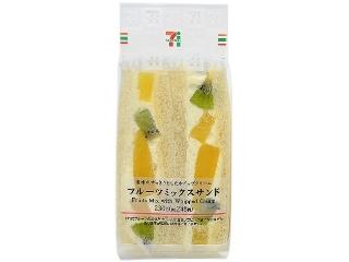 Seven-Eleven水果混合沙(芒果)