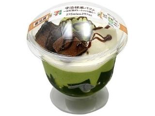 7-Eleven Uji Matcha Parfait-Hoji茶配Gato Chocolat-