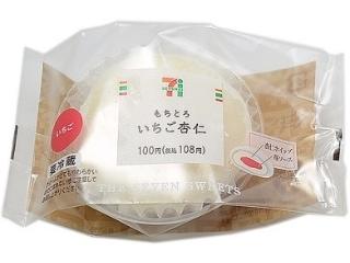 Seven-Eleven Mochi Toro Ichigo Inui
