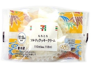 Seven-Eleven咸饼干奶油