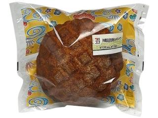 Seven-Eleven冲绳县红糖瓜面包