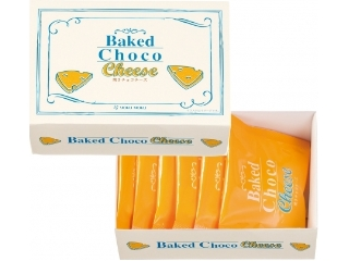 Yokkumokku 6烤巧克力奶酪盒