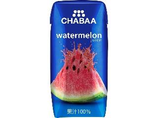 HARUNA CHABAA西瓜汁180ml