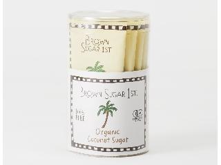 BROWN SUGAR 1ST。有机椰子糖类型50g