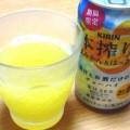果汁の美味しさ
