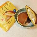 もっちもち生地 × コクのあるバター餡♡