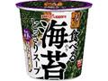 ポッカサッポロ 素材屋すうぷ 食べる海苔どっさりスープ