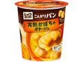 ポッカサッポロ じっくりコトコト こんがりパン 完熟かぼちゃポタージュ カップ34.5g