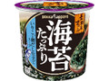 ポッカサッポロ 素材屋すうぷ 海苔たっぷり いりこと鰹だし仕立てスープ カップ11.2g