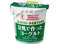 ソヤファーム 豆乳で作ったヨーグルト フルーツ味 カップ110g