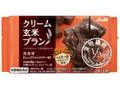 アサヒフード&ヘルスケア バランスアップ クリーム玄米ブラン カカオ 袋2枚×2