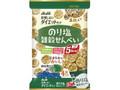 アサヒフード&ヘルスケア リセットボディ 雑穀せんべい のり塩味 袋22g×4