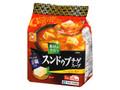 東洋水産 マルちゃん 素材のチカラ スンドゥブチゲスープ 袋7g×5