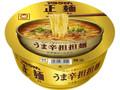 マルちゃん 正麺 うま辛担担麺 カップ120g