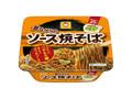 マルちゃん 昔ながらのソース焼そば わかめスープ付 カップ124g