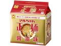 マルちゃん正麺 醤油味 袋105g×5