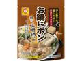 マルちゃん お鍋にポン 鶏だし味噌鍋つゆ 袋5g×6