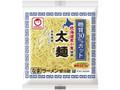 マルちゃん 糖質30%カット 北海道産小麦使用 太麺 袋100g