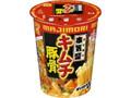 マルちゃん 本気盛 キムチ豚骨 カップ102g