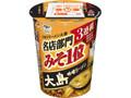 マルちゃん 大島 味噌ラーメン カップ111g