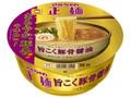 マルちゃん正麺 旨こく豚骨醤油 カップ113g