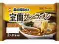 マルちゃん 北の味わい 室蘭カレーラーメン 袋252g