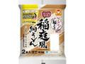 マルちゃん レンジで麺上手 稲庭風細うどん 袋180g×2