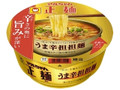 マルちゃん マルちゃん正麺 うま辛担担麺 カップ120g