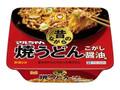マルちゃん 昔ながらの焼うどん こがし醤油味 カップ106g