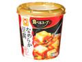 マルちゃん 食べるスープ なめらか豆腐 スンドゥブチゲ味 カップ10.4g