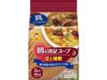 マルちゃん 朝の満足スープ 豆と雑穀 袋12.9g×3