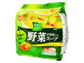マルちゃん 素材のチカラ 野菜が美味しいスープ 中華風 袋6g×5