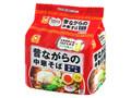 マルちゃん 昔ながらの中華そば 鶏がら醤油 袋108g×5